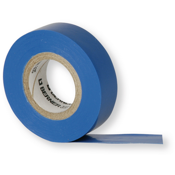 Isolierband PVC 10mx15mmx0,15mm blau